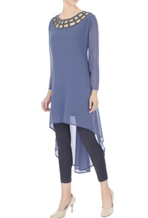 grey-high-low-georgette-tunic