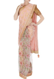 pink-organza-chanderi-embroidered-sari-with-unstitched-blouse