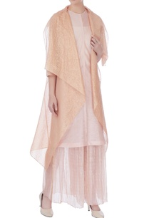 peach-silk-zari-embroidered-jacket