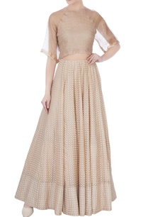 beige-super-flared-maxi-skirt