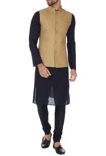 beige-matty-fabric-bandhi-jacket