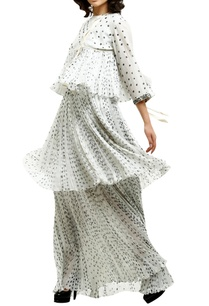 white-cotton-silk-tiered-maxi-skirt