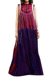 multicolored-printed-cotton-silk-maxi-dress