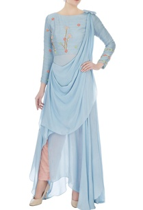powder-blue-powder-pink-thai-silk-chiffon-net-tulle-embroidered-tunic-with-pants
