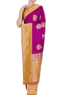 purple-handwoven-pure-banarasi-silk-zari-motifs-saree