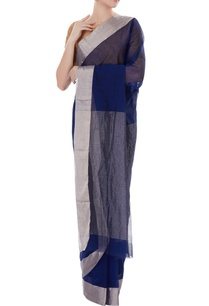 blue-handwoven-pure-banarasi-silk-sari