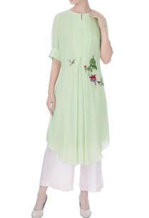 light-green-bird-bud-hand-embroidered-kurta
