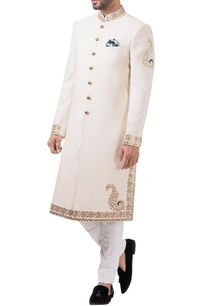 off-white-wool-polyester-gotta-work-sherwani-with-jodhouri-pants