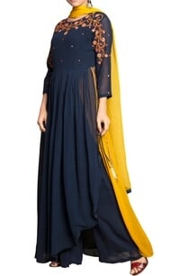 ink-blue-pure-georgette-flat-chiffon-embroidered-palazzo-set-with-dupatta