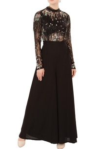 black-cutdana-sequin-embroidered-crepe-silk-jumpsuit