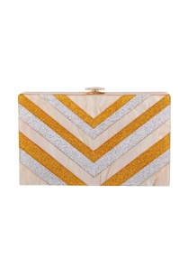silver-gold-acrylic-abstract-design-clutch-bag