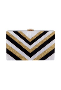 black-gold-acrylic-abstract-design-clutch-bag