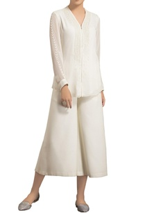 ivory-viscose-georgette-sequence-embellished-blouse