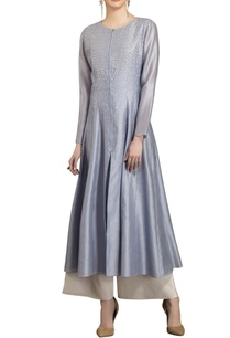 slate-grey-chanderi-hand-embroidered-kurta-with-slip