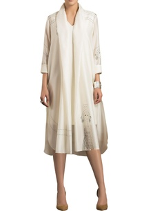 ivory-chanderi-silk-jacket-with-inner-dress
