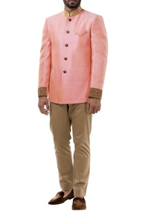 pink-silk-bandhgala-jacket-with-trousers