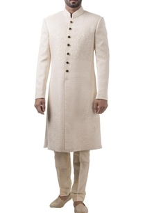 ivory-pearl-embellished-sherwani-with-trousers