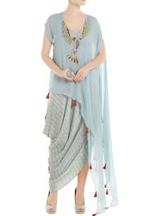 blue-chiffon-bird-embroidered-cape