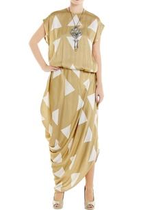 beige-satin-draped-maxi-dress