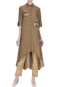 silk-tunic-with-asymmetric-hemline