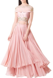 rose-pink-georgette-embroidered-crop-top-with-palazzos