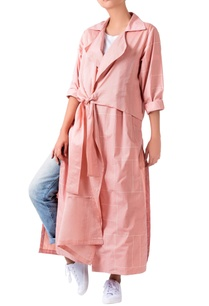 pale-pink-tie-up-trench-jacket