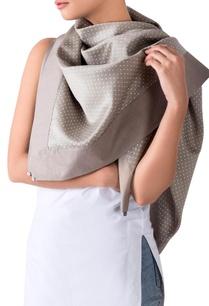 sage-green-polka-dot-scarf
