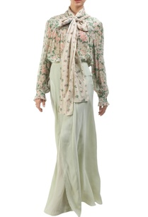 antique-jade-chiffon-jaal-hand-painted-blouse