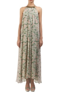 grey-crepe-hand-painted-maxi-dress