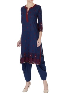 blue-thread-embroidered-kurta-with-patiala-pants