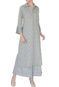 grey-mirror-embroidered-kurta-with-palazzos