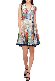 multi-colored-printed-tunic-dress
