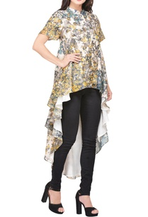 multi-colored-poly-voile-printed-embellished-shirt