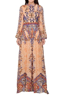 multi-colored-viscose-crepe-printed-maxi-dress