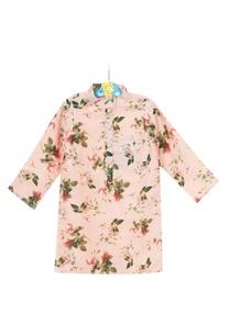 peach-floral-printed-kurta