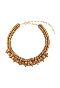 gold-plated-choker-necklace