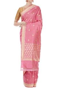 pale-pink-mulberry-silk-zari-anatara-sari-with-blouse-piece