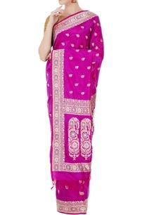 pink-mulberry-silk-zari-work-mehak-sari-with-blouse-piece
