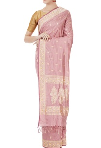 pale-pink-mulberry-silk-buti-kalgas-ester-sari-with-blouse-piece