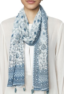 powder-blue-bamberg-georgette-scarf