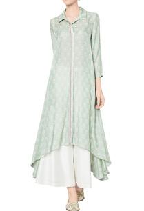 sage-green-modal-silk-printed-tunic