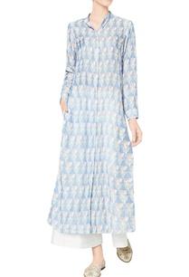 powder-blue-modal-silk-printed-kurta