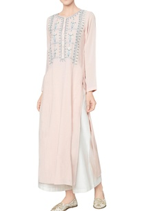 blush-cotton-georgette-kurta