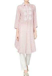 blush-modal-silk-printed-tunic