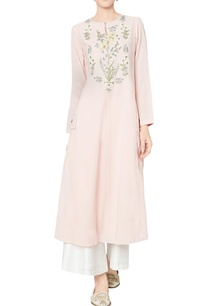 blush-cotton-georgette-tunic