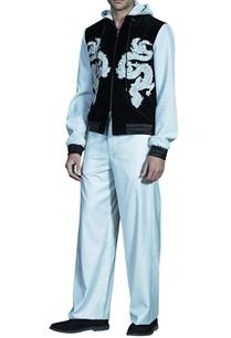 black-ivory-velvet-hoodie-bomber-jacket