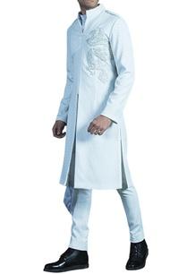 ivory-metallic-zipper-style-sherwani