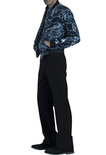 black-white-tiger-v-dragon-printed-jacket