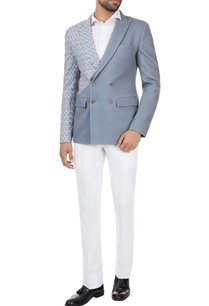 grey-dual-printed-double-breasted-jacket