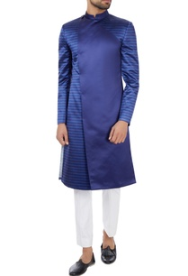navy-blue-poly-satin-angrakha-sherwani